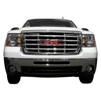 Bully® - 1-Pc Imposter Series Chrome Billet Main Grille