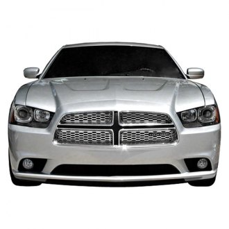 Bully® - 4-Pc CCI Chrome Mesh Main Grille