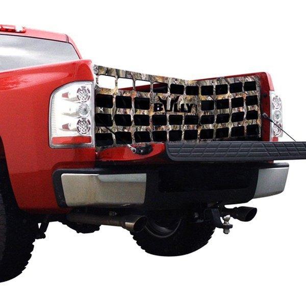 Bully Tr 08 Camo Design Tailgate Net For Full Size Truck