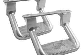 "Bully® - 10"" Stainless Steel Hoop Steps"