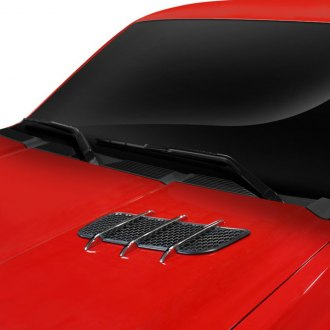 Bully® - Triple Fin Flexible Side Vents