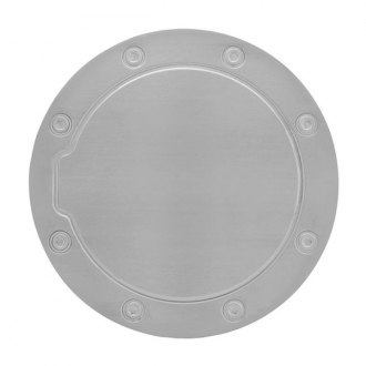 Bully® - Stainless Steel Fuel Door Cover