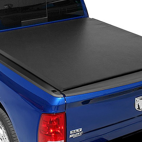 Image may not reflect your exact vehicle! Bully® - Tri-Fold Tonneau Cover