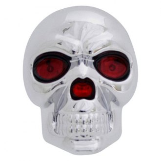 Bully® - Novelty Skull Hitch Cover with LED Eyes