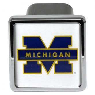Bully® - Hitch Cover with Michigan College Logo
