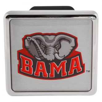 Bully® - Hitch Cover with Alabama College Logo