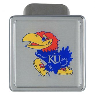 Bully® - Hitch Cover with Kansas College Logo