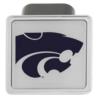 Bully® - Hitch Cover with Kansas State College Logo