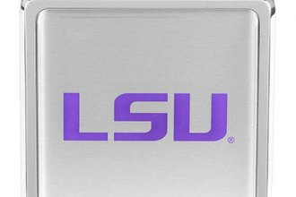 Bully® - Hitch Cover with LSU College Logo