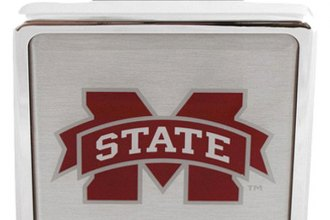 Bully® - Hitch Cover with Mississippi Banner College Logo