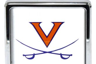 Bully® - Hitch Cover with University Virginia College Logo