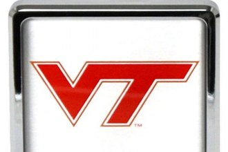 Bully® - Hitch Cover with Virginia Tech College Logo