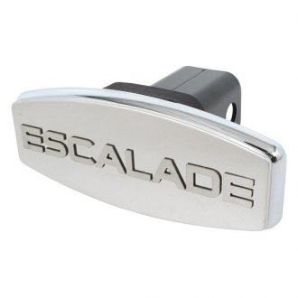Bully® - Custom Dual Layer Stainless Steel Hitch Cover with Escalade Logo