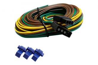 Bully® - 4 Flat with 24' Wire Set Trailer Wiring