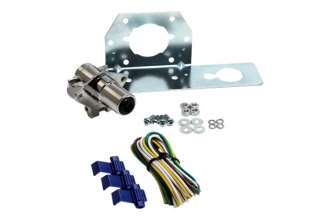 Bully® - 4 Pole Round Kit Both Ends Trailer Wiring