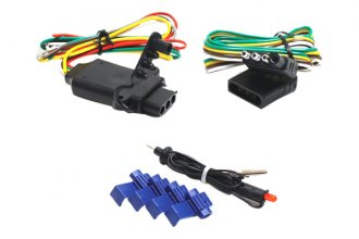 Bully® - Tail Light Converter Universal Kit Trailer Wiring