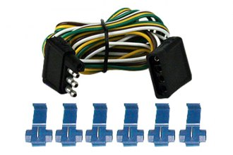 Bully® - 6 Pole Round Kit Both Ends Trailer Wiring