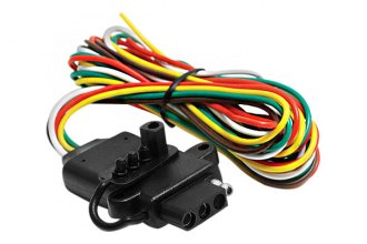 "Bully® - Tail Light Converter With 60"" Wire Trailer Wiring"