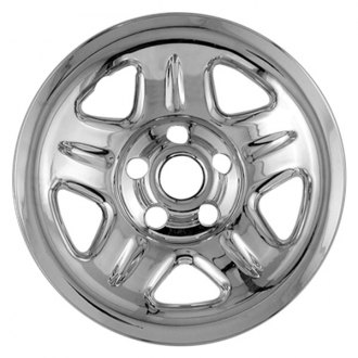 "Bully® - 15"" 5-Dimpled-Spoke Imposter Wheel Skins"