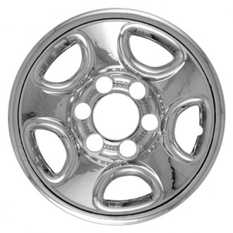 "Bully® - 16"" 5 Flat Spokes Imposter Wheel Skins Style 1"