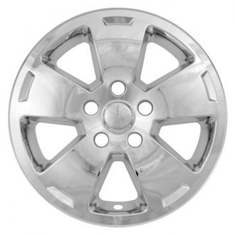 "Bully® - 16"" 5-Flat-Spoke with Indent Imposter Wheel Skins"