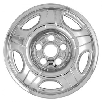 "Bully® - 15"" 5-Raised-Spoke Imposter Wheel Skins"