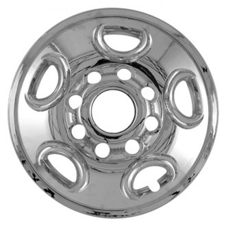 "Bully® - 16"" 5 Flat Spokes Imposter Wheel Skins Style 2"