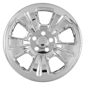"Bully® - 15"" 5 Dimpled Spokes Imposter Wheel Skins"