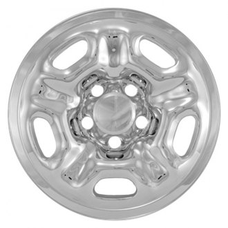"Bully® - 15"" 5-Indented-Spoke Imposter Wheel Skins"