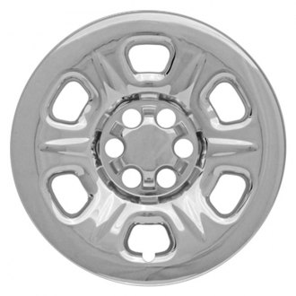 "Bully® - 16"" 6-Raised Dimple-Spoke Imposter Wheel Skins"
