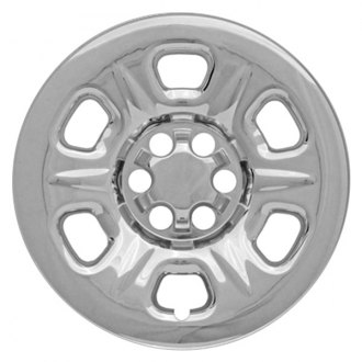 "Bully® - 15"" 6-Raised Dimple-Spoke Imposter Wheel Skins"