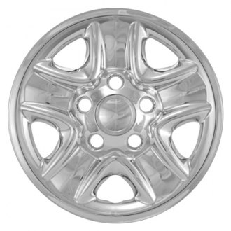 "Bully® - 18"" 5-Indented-Spoke Imposter Wheel Skins"