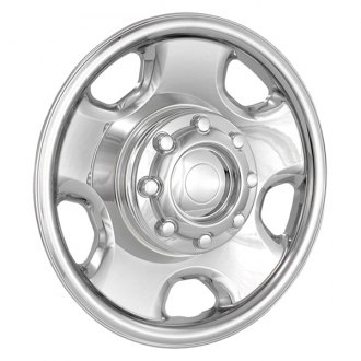 "Bully® - 18"" 5-Flat-Spoke Imposter Wheel Skins"