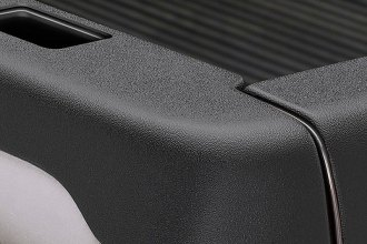 Bushwacker® - Ultimate Smoothback Textured Bed Rail Caps