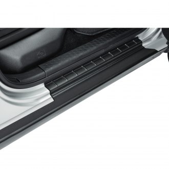Bushwacker® - Trail Armor™ Black Rocker Panels