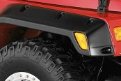 Bushwacker® - Pocket Style Front Set Fender Flares