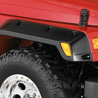 Bushwacker® - Pocket Style Fender Flares (Front Set )