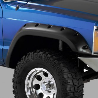 Bushwacker® - Cut-Out™ Front and Rear Fender Flares