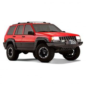 on 1995 Jeep Cherokee Cut Top