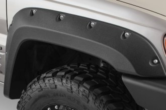 Bushwacker® - Front and Rear Cut-Out™ Fender Flares