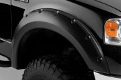 Bushwacker® - Pocket Style Fender Flares (Front Set)