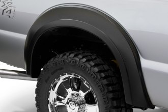 Bushwacker® 20086-02 - Rear Extend-A-Fender™ Flares