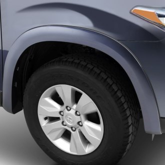 Bushwacker 30914-02 - Front and Rear OE Style Fender Flares