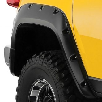 Bushwacker® - Pocket Style™ Rear Fender Flares