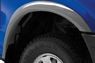 Bushwacker® 31911-11 - Front and Rear Extend-A-Fender™ Flares