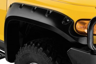 Bushwacker® 31922-02 - Pocket Style Front and Rear Set Fender Flares