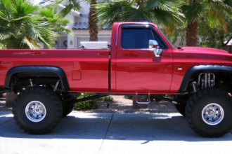 Bushwacker® - Cut-Out Fender Flares