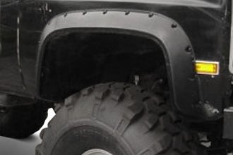 Bushwacker® - Rear Cut-Out™ Fender Flares