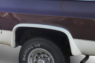 Bushwacker® - Front and Rear Extend-A-Fender™ Flares