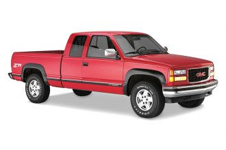 Bushwacker® - Front and Rear OE Style™ Fender Flares